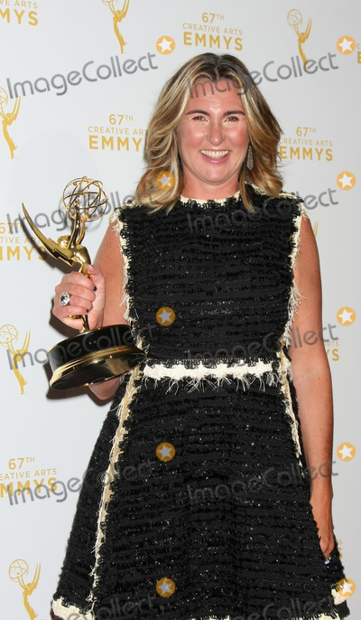 Nancy Dubuc Photo - vLOS ANGELES - SEP 12  Nancy Dubuc at the Primetime Creative Emmy Awards Press Room at the Microsoft Theater on September 12 2015 in Los Angeles CA