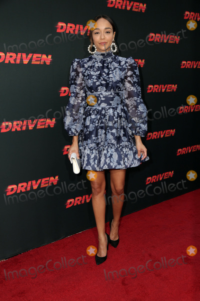 Ashley Madekwe Photo - LOS ANGELES - JUL 31  Ashley Madekwe at the Driven Los Angeles Premiere at the ArcLight Hollywood on July 31 2019 in Los Angeles CA