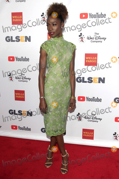Angelica Ross Photo - LOS ANGELES - OCT 20  Angelica Ross at the 2017 GLSEN Respect Awards at the Beverly Wilshire Hotel on October 20 2017 in Beverly Hills CA