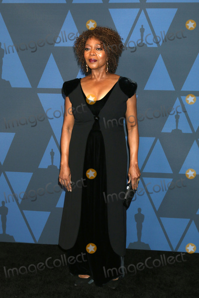 Alfre Woodard Photo - LOS ANGELES - OCT 27  Alfre Woodard at the Governors Awards at the Dolby Theater on October 27 2019 in Los Angeles CA