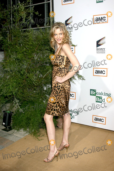 Anna Gunn Photo - Anna GunnBreaking Bad Premiere ScreeningSony Picutres StudioCulver City CAJanuary 15 2008