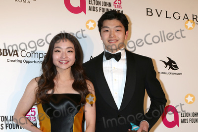 Alex Shibutani Photo - LOS ANGELES - MAR 4  Maia Shibutani Alex Shibutani at the 2018 Elton John AIDS Foundation Oscar Viewing Party at the West Hollywood Park on March 4 2018 in West Hollywood CA