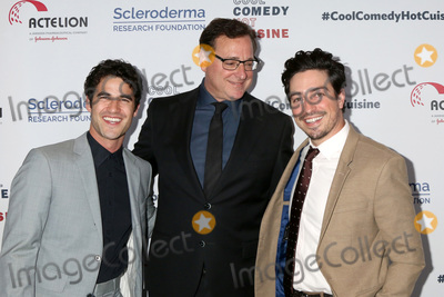 Ben Feldman Photo - LOS ANGELES - APR 25  Darren Criss Bob Saget Ben Feldman at the Cool Comedy Hot Cuisine 2019 at the Beverly Wilshire Hotel on April 25 2019 in Beverly Hills CA