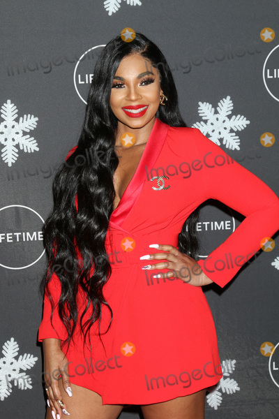 Ashanti Douglas Photo - LOS ANGELES - OCT 22  Ashanti Douglas at the Its A Wonderful Lifetime Holiday Party at the STK Los Angeles on October 22 2019 in Westwood CA