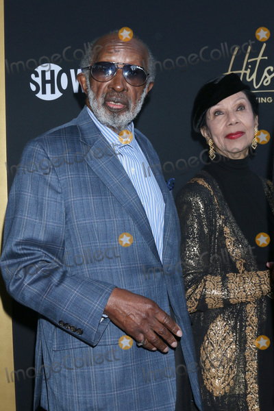 Avant Photo - LOS ANGELES - AUG 8  Clarence Avant Jacqueline Avant at the Hitsville The Making Of Motown Premiere at the Harmony Gold Theater on August 8 2019 in Los Angeles CA