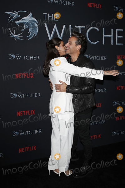 Anya Chalotra Photo - LOS ANGELES - DEC 3  Anya Chalotra Adam Levy at the The Witcher Premiere Screening at the Egyptian Theater on December 3 2019 in Los Angeles CA