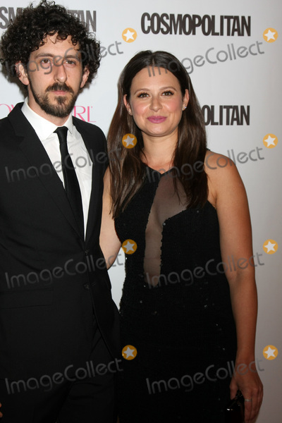 Adam Shapiro Photo - LOS ANGELES - OCT 12  Adam Shapiro Katie Lowes at the Cosmopolitan Magazines 50th Anniversary Party at the Ysabel on October 12 2015 in Los Angeles CA