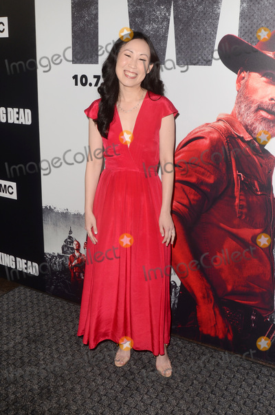 Angela Kang Photo - LOS ANGELES - SEP 27  Angela Kang at the The Walking Dead Season 9 Premiere Event at the Directors Guild of America on September 27 2018 in Los Angeles CA
