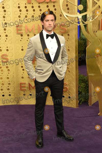 Milo Ventimiglia Photo - LOS ANGELES - SEP 22  Milo Ventimiglia at the Primetime Emmy Awards - Arrivals at the Microsoft Theater on September 22 2019 in Los Angeles CA