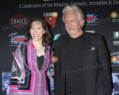 Bruce Davison Photo - LOS ANGELES - JAN 30  Michele Correy Bruce Davison at the Excelsior A Celebration of Stan Lee at the TCL Chinese Theater IMAX on January 30 2019 in Los Angeles CA
