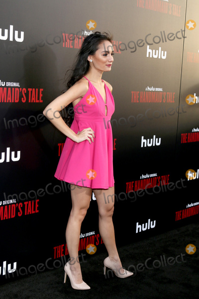Alexis Joy Photo - LOS ANGELES - APR 25  Alexis Joy at the Premiere Of Hulus The Handmaids Tale at Cinerama Dome ArcLight on April 25 2017 in Los Angeles CA