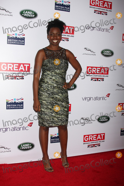 Adepero Oduye Photo - LOS ANGELES - FEB 28  Adepero Oduye at the 2014 GREAT British Oscar Reception at The British Residence on February 28 2014 in Los Angeles CA