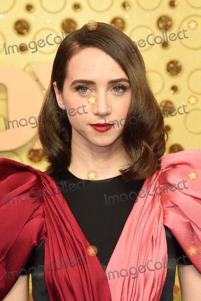Zoe Kazan Photo - LOS ANGELES - SEP 22  Zoe Kazan at the Primetime Emmy Awards - Arrivals at the Microsoft Theater on September 22 2019 in Los Angeles CA