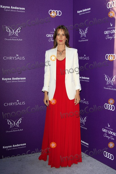 Anna Getty Photo - LOS ANGELES - JUN 9  Anna Getty arriving at 11th Annual Chrysalis Butterfly Ball at Private Residence on June 9 2012 in Los Angeles CA