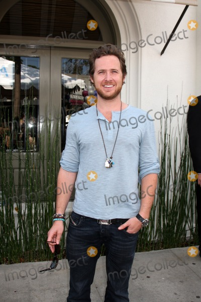 AJ Buckley Photo - AJ Buckley arriving at the 7th Annual John Varvatos Stuart House Benefit at the John Varvatos Store in West Hollywood CA  onMarch 8 2009