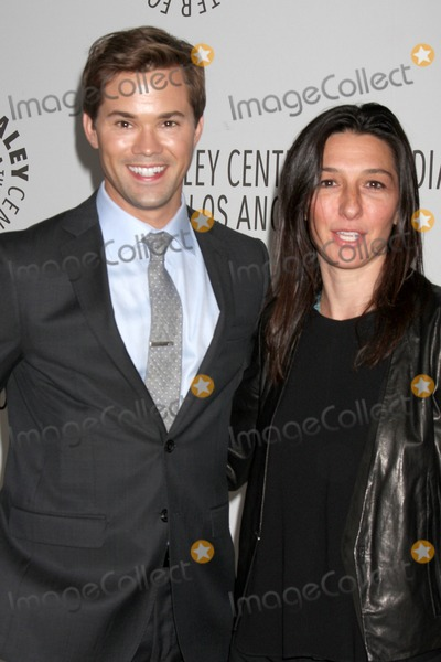 Ali Adler Photo - LOS ANGELES - SEP 5  Andrew Rannells Ali Adler arrives at The New Normal Fall TV Preview at Paley Center on September 5 2012 in Beverly Hills CA