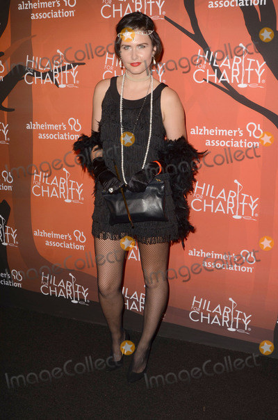 Amber Hodgkiss Photo - LOS ANGELES - OCT 15  Amber Hodgkiss at the 5th Annual Hilarity for Charity Variety Show Seth Rogens Halloween at Hollywood Palladium on October 15 2016 in Los Angeles CA