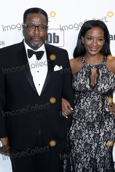 Wendel Pierce Photo - LOS ANGELES - FEB 9  Wendell Pierce Erika Woods at the 28th Elton John Aids Foundation Viewing Party at the West Hollywood Park on February 9 2020 in West Hollywood CA
