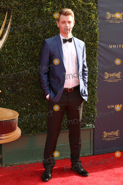 Chad Duell Photo - LOS ANGELES - APR 28  Chad Duell at the 2017 Creative Daytime Emmy Awards at the Pasadena Civic Auditorium on April 28 2017 in Pasadena CA