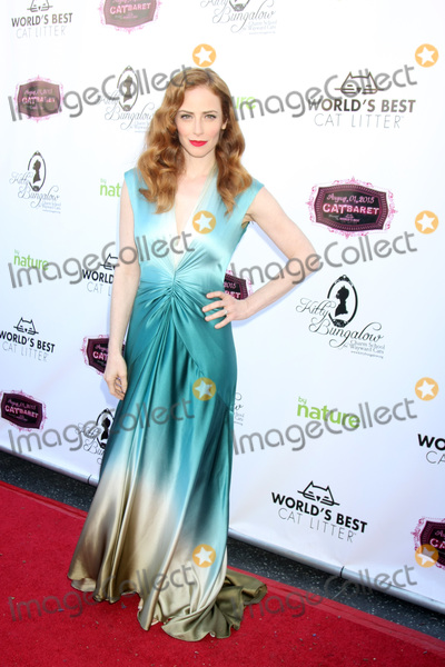 Jaime Ray Newman Photo - LOS ANGELES - AUG 1  Jaime Ray Newman at the A CATbaret - A Celebrity Musical Celebration of the Alluring Feline at the Avalon on August 1 2015 in Los Angeles CA