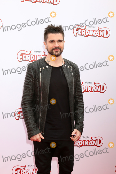 Juanes Photo - LOS ANGELES - DEC 10  Juanes at the Ferdinand Screening at Zanuck Theater 20th Century Fox Studio on December 10 2017 in Los Angeles CA