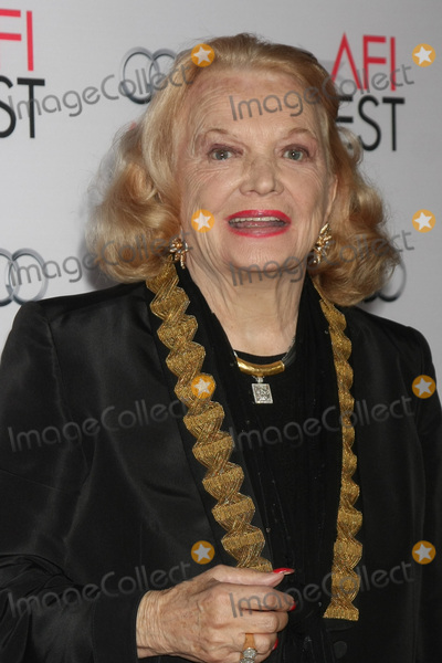 Gena Rowlands Photo - LOS ANGELES - NOV 5  Gena Rowlands at the AFI FEST 2015 Presented By Audi Opening Night Gala Premiere of By The Sea at the TCL Chinese Theater on November 5 2015 in Los Angeles CA