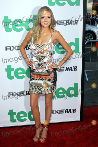 Melissa Ordway Photo - LOS ANGELES - JUN 21  Melissa Ordway  arrives at the Ted Premiere at Village Theater on June 21 2012 in Westwood CA