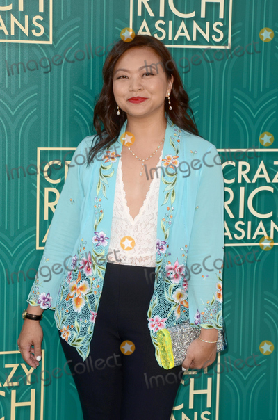 Adele Photo - LOS ANGELES - AUG 7  Adele Lim at the Crazy Rich Asians Premiere  at the TCL Chinese Theater IMAX on August 7 2018 in Los Angeles CA