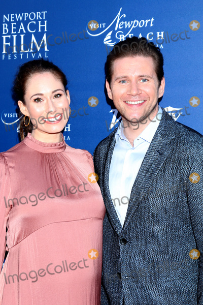 Allen Leech Photo - LOS ANGELES - NOV 3  Jessica Blair Herman Allen Leech at the Newport Beach Film Festival Honors Featuring Variety 10 Actors To Watch at The Resort at Pelican Hil on November 3 2019 in Newport Beach CA