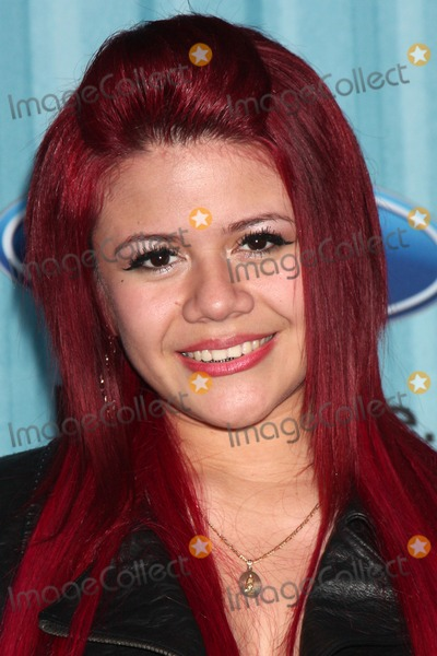 Allison Iraheta Photo - Allison Iraheta  arriving at the American idol Top 13 Party at AREA in Los Angeles CA  onMarch 5 2009