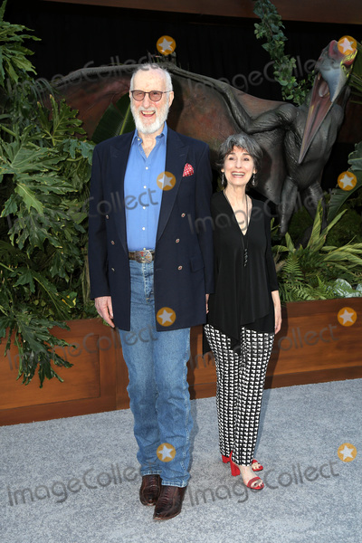 Anna Stuart Photo - LOS ANGELES - JUN 12  James Cromwell Anna Stuart at the Jurassic World Fallen Kingdom Premiere at the Walt Disney Concert Hall on June 12 2018 in Los Angeles CA