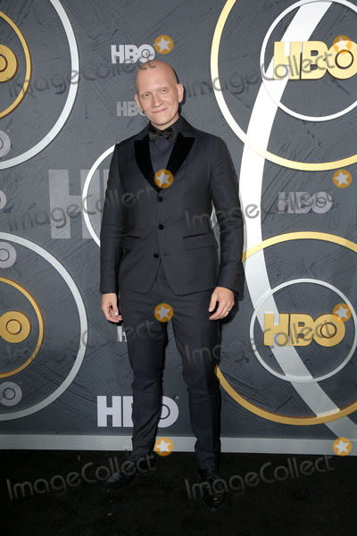 Anthony Carrigan Photo - LOS ANGELES - SEP 22  Anthony Carrigan at the 2019 HBO Emmy After Party  at the Pacific Design Center on September 22 2019 in West Hollywood CA