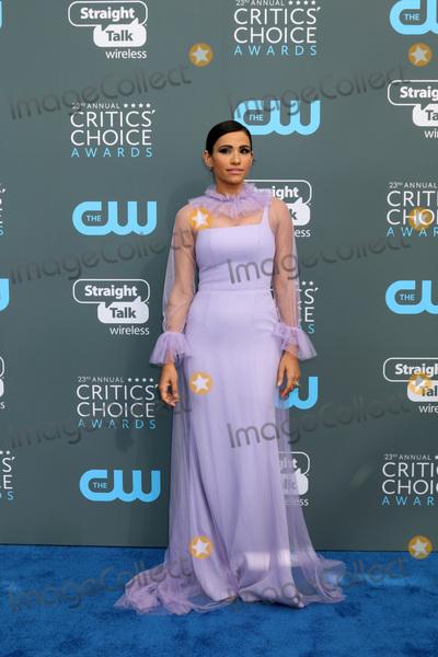Tiffany Photo - LOS ANGELES - JAN 11  Tiffany Smith at the 23rd Annual Critics Choice Awards at Barker Hanger on January 11 2018 in Santa Monica CA