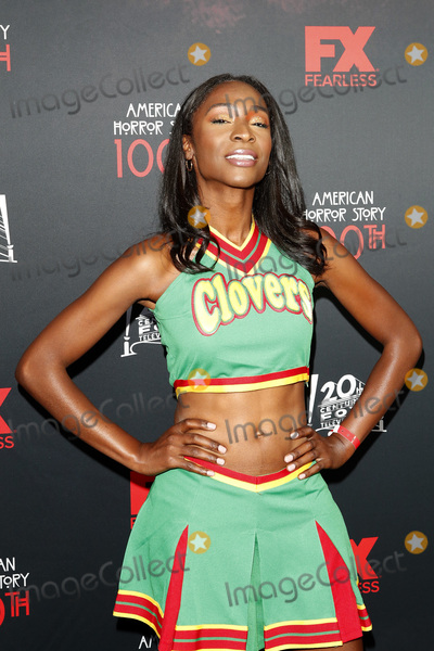 Angelica Ross Photo - LOS ANGELES - OCT 26  Angelica Ross at the American Horror Story 100th Episode Celebration at the Hollywood Forever Cemetary on October 26 2019 in Los Angeles CA