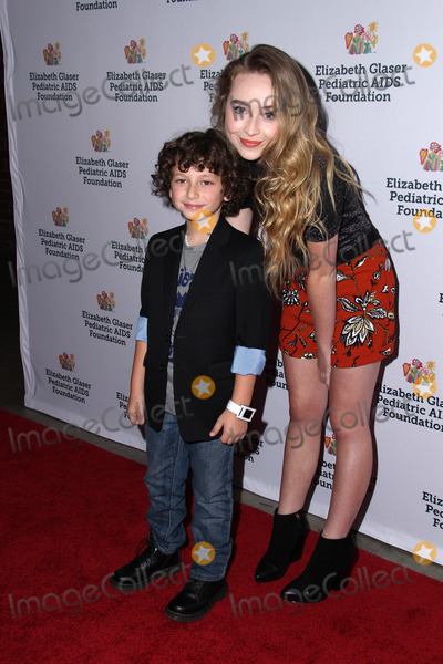 August Maturo Photo - LOS ANGELES - OCT 19  Sabrina Carpenter August Maturo at the 25th Annual A Time For Heroes at The Bookbindery on October 19 2014 in Culver City CA