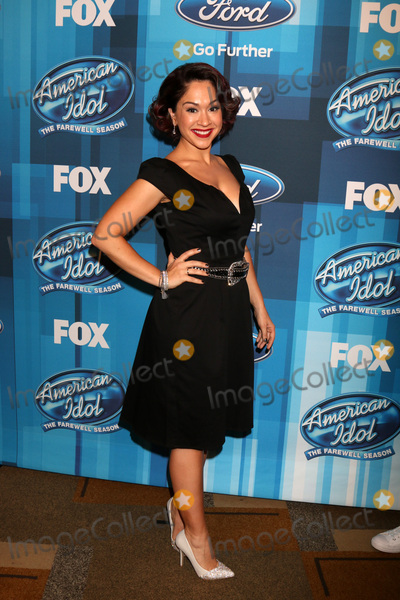 Diana De Garmo Photo - LOS ANGELES - APR 7  Diana DeGarmo at the American Idol FINALE Arrivals at the Dolby Theater on April 7 2016 in Los Angeles CA