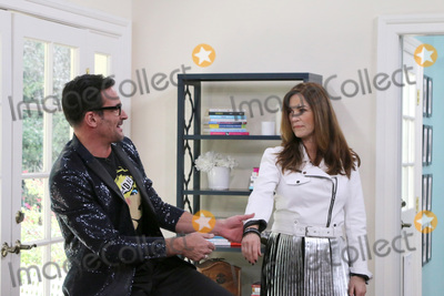 Lawrence Zarian Photo - LOS ANGELES - JAN 5  Lawrence Zarian Kim Delaney at the All My Children Reunion on Home and Family Show at Universal Studios on January 5 2017 in Los Angeles CA
