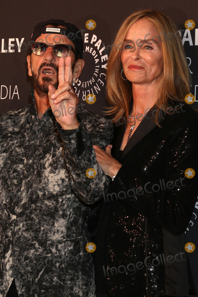 Barbara Bach Photo - LOS ANGELES - OCT 25  Sir Ringo Starr Barbara Bach at The Paley Honors A Gala Tribute to Music on Television at the Beverly Wilshire Hotel on October 25 2018 in Beverly Hills CA