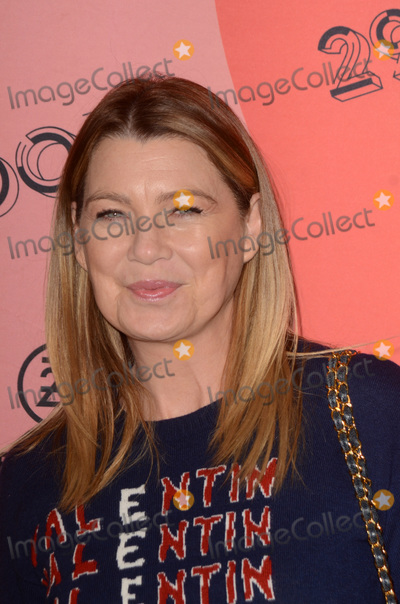 Reef Photo - LOS ANGELES - DEC 4  Ellen Pompeo at the Refinery29s 29ROOMS Opening Night at the Reef on December 4 2018 in Los Angeles CA