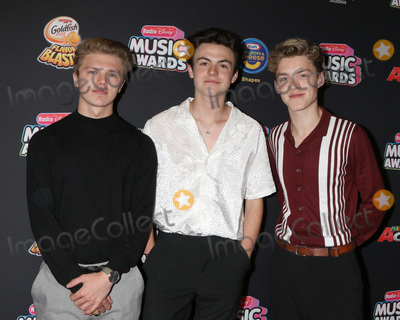 George Smith Photo - LOS ANGELES - JUN 22  New Hope Club Reece Bibby Blake Richardson George Smith at the 2018 Radio Disney Music Awards at the Loews Hotel on June 22 2018 in Los Angeles CA
