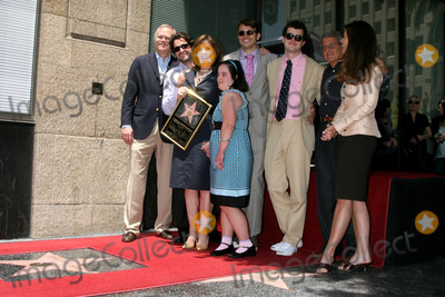 Ron Meyer Photo - Susan Saint James her husband  Sons Family Ron Meyer and Maria ShriverSusan Saint James receives a Star on the Hollywood Walk of Fame Los Angeles CAJune 11 2008