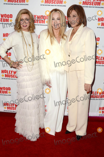 Michele Lee Photo - LOS ANGELES - JAN 18  Donna Mills Joan Van Ark Michele Lee at the 40th Anniversary of Knots Landing Exhibit at the Hollywood Museum on January 18 2020 in Los Angeles CA