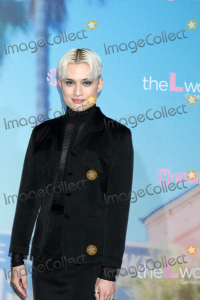 Chester Lockhart Photo - LOS ANGELES - DEC 2  Chester Lockhart at the The L Word  Generation Q Premiere Screening at Regal LA Live on December 2 2019 in Los Angeles CA