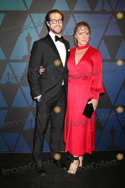Annie Starke Photo - LOS ANGELES - NOV 18  Marc Albu Annie Starke at the 10th Annual Governors Awards at the Ray Dolby Ballroom on November 18 2018 in Los Angeles CA