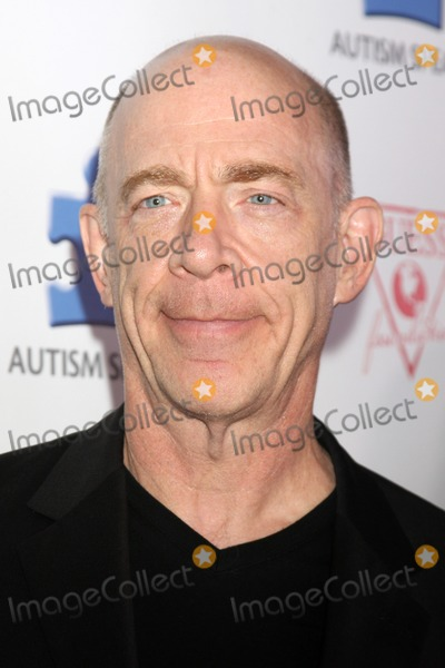 JK Simmons Photo - LOS ANGELES - OCT 24  J K Simmons at the Blue Jean Ball benefiting Austism Speaks at Boulevard 3 on October 24 2013 in Los Angeles CA
