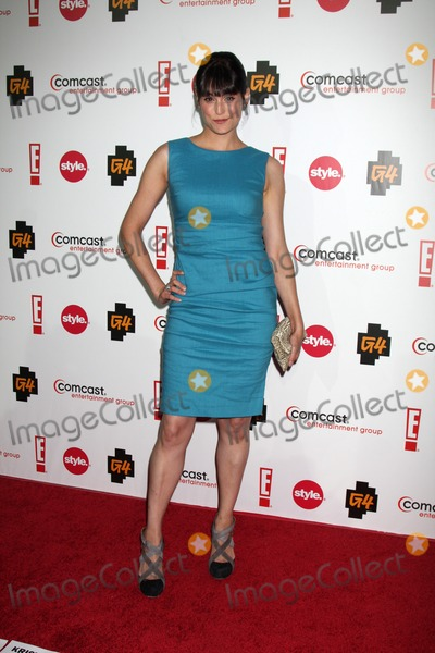Morgan Webb Photo - LOS ANGELES - AUGUST 6  Morgan Webb at the Comcast Entertainment Group Summer 2010 TCA Cocktail Party at Beverly Hilton Hotel on August 6 2010 in Beverly Hills  CA