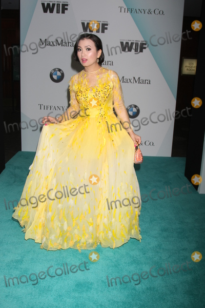 Ha Phuong Photo - LOS ANGELES - JUN 16  Ha Phuong at the Women In Film 2015 Crystal  Lucy Awards at the Century Plaza Hotel on June 16 2015 in Century City CA
