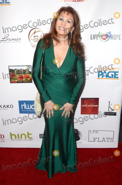 Barbara Luna Photo - LOS ANGELES - FEB 4  BarBara Luna at the 3rd Annual Roger Neal Style Hollywood Oscar Viewing Dinner at the Hollywood Museum on February 4 2018 in Los Angeles CA