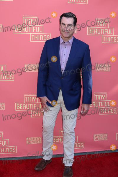 Rob Riggle Photo - LOS ANGELES - APR 14  Rob Riggle at the Tiny Beautiful Things Opening Night at the Pasadena Playhouse on April 14 2019 in Pasadena CA