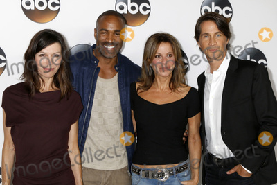 Nancy Lee Grahn Photo - LOS ANGELES - AUG 6  Finola Hughes Donnell Turner Nancy Lee Grahn Michael Easton at the ABC TCA Summer 2017 Party at the Beverly Hilton Hotel on August 6 2017 in Beverly Hills CA